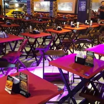 Bares e restaurantes poderão funcionar até às 22h em Caruaru e região