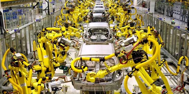 Anfavea diz que houve aumento mesmo com fábricas paralisadas