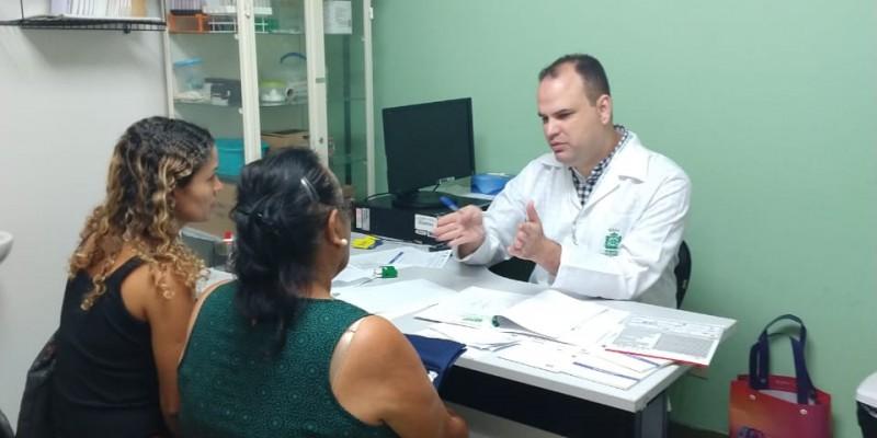 O projeto é promovido pela Sociedade Brasileira de Angiologia e de Cirurgia Vascular em parceria com entidades pernambucanas.